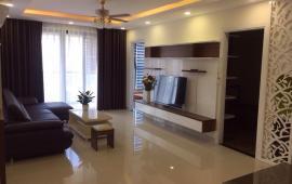 Cho thuê căn hộ chung cư Golden Palm Lê Văn Lương, 138m2, 3 phòng ngủ, full nội thất, giá 17 tr/th