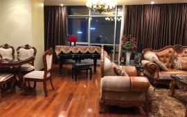 Cho thuê chung cư 36 Hoàng Cầu, Đống Đa, 3 phòng ngủ thoáng, tràn ngập ánh sáng, đồng bộ