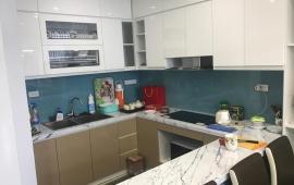 CC cho thuê căn hộ cao cấp tại Vinhomes Nguyễn Chí Thanh,  86m2, 2PN, đầy đủ đồ. Giá 18 tr/th