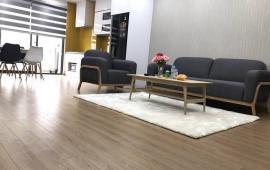 Cho thuê căn hộ 3PN, 122m2, Goldmark City, nội thất thiết kế cực đẹp. LH 0936496919