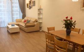 Cho thuê ngay căn hộ đủ đồ 130m2, 3PN, 2WC tại dự án Goldmark City 136 Hồ Tùng Mậu