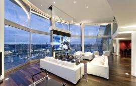 Cho thuê chung cư Vinhomes Metropolis Liễu Giai - 2PN đủ đồ với view Hồ Tây thoáng mát