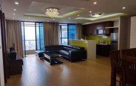 Cho thuê chung cư Golden Land 275 Nguyễn Trãi 133m2, 3 phòng ngủ, view quảng trường