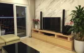 Cho thuê căn hộ Rivera 69 Vũ Trọng Phụng, 2 phòng ngủ đủ đồ, giá 14 tr/th, xem nhà 0913 859 216