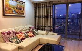 Cho thuê căn hộ Vườn Xuân 71 Nguyễn Chí Thanh, Đống Đa, 130m2, 3 phòng ngủ, đầy đủ đồ, giá 15tr/th