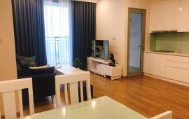 Cho thuê CC Golden West Lê Văn Thiêm 82m2, 2 phòng ngủ, đủ đồ, 15 triệu/tháng