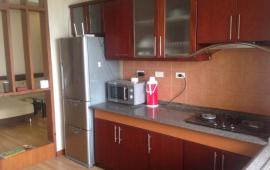 Cho thuê căn hộ chung cư 183 Hoàng Văn Thái, 2 phòng ngủ, đủ đồ 7,5 tr/tháng