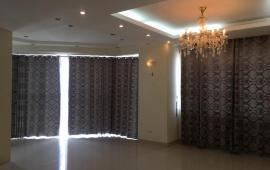 Cho thuê căn hộ 28 tầng – Hancorp Plaza, KĐT Làng Quốc tế Thăng Long, 2PN, cơ bản. Giá 10 tr/th