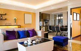 Cho thuê căn hộ cao cấp tại Vinhomes Nguyễn Chí Thanh 111m2, 3PN đủ đồ, giá 30 triệu/tháng