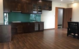 Cho thuê căn hộ 100m2 đường Nguyễn Văn Huyên, gần CV Nghĩa Đô đủ đồ, giá 10 tr/th – 0903.279.587