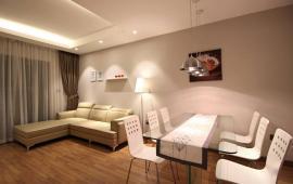 Cho thuê CH Home City ban công ĐN, 82m2, căn góc, 3PN, đủ nội thất, 18 tr/th. LH: 0963212876