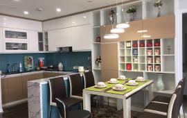 Cho thuê chung cư 36 Hoàng Cầu, Đống đa TRẺ TRUNG - Ban công rộng