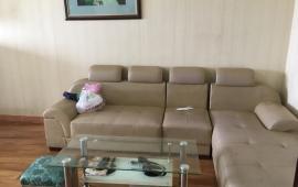Vimeco Phạm Hùng cần cho thuê căn hộ chung cư 2 phòng ngủ, đủ nội thất vào ở ngay. Giá: 9 tr/th