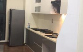Cho thuê chung cư Mỹ Đình Plaza 2 nhà mới 2P ngủ vào ở ngay.Giá: 10tr/th.