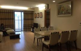 Cho thuê căn hộ 71 Nguyễn Chí Thanh-Vườn Xuân 128m2, 3PN full đồ 13 triệu/tháng LH: 0989862204