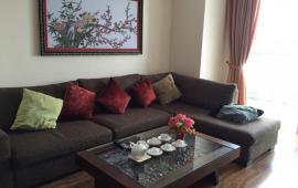 Mipec Tower 229 Tây Sơn cần cho thuê căn hộ chung cư 2P ngủ đầy đủ nội thất vào ở ngay.
