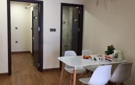 Cho thuê căn hộ tòa B Mon City, 2PN, 54m2, đồ cơ bản