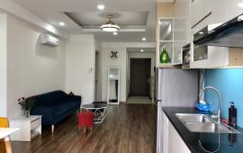 Cho thuê chung cư CTM 299 Cầu Giấy 2P ngủ đầy đủ nội thất vào ở ngay.Giá: 10tr/th.