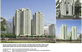 Cho thuê căn hộ chung cư tại dự án khu đô thị Xuân Phương, Nam Từ Liêm, dt 93m2, giá 8 tr/th