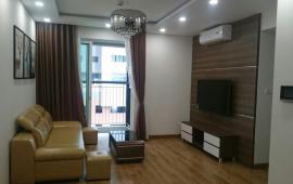 Cho thuê chung cư Seasons Avenue Mỗ Lao căn góc, view bể bơi, tòa S2, 116m2, 100% đồ nhập khẩu
