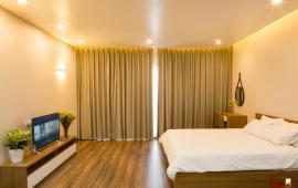 Cho thuê căn hộ dịch vụ ngõ 31, Xuân Diệu, Tây Hồ, Hà Nội