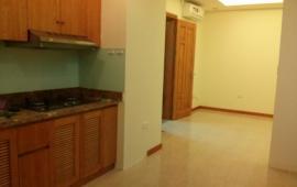 Cho thuê căn hộ chung cư CT2B Tay Ho Residence, 57m2, nội thất cơ bản