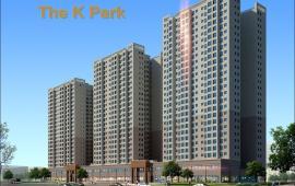 Cho thuê căn hộ 2PN, chung cư The K Park Văn Phú, đủ đồ, đối diện Victoria Văn Phú