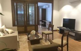 Cho thuê căn hộ chung cư tđc hồ Hoàng Cầu- Đống Đa- HN, DT 53m2, full nội thất nhà mới