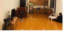 Cho thuê chung cư ở Phạm Hùng 100m2, chia 3 phòng ngủ, đồ cơ bản