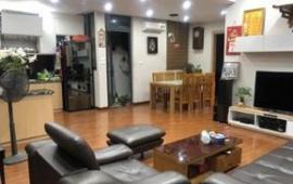 Cho thuê căn hộ chung cư N04A Ngoại Giao Đoàn, DT 81m2, 2PN, 8,3 tr/tháng, LH 0983434770