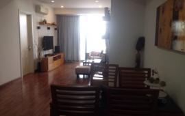 Cho thuê căn hộ 2 phòng ngủ đủ nội thất tại Mỹ Đình, chỉ việc mang vali vào ở
