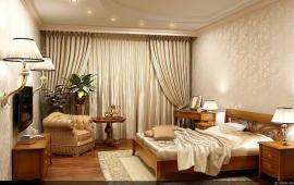 Cho thuê căn hộ tại Vinhomes Metropolis - Liễu Giai. DT 55m2, 1PN full đồ đẹp, 23tr/th