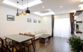 Cho thuê gấp căn hộ 2pn đầy đủ nội thất chung cư Nam Cường, giá 8tr/tháng