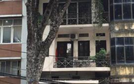 Cho thuê nhà MP Quang Trung, Q. Hai Bà Trưng, vị trí đẹp, 42m2 x 5T, MT 5m, nhà mới, thuận tiện spa