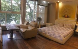 Cho thuê căn hộ dịch vụ 168 Trấn Vũ cao cấp tiêu chuẩn cho người nước ngoài