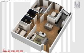 Cho thuê chung cư N03-T5, căn hộ khu Ngoại Giao Đoàn, 102m2, 3PN, khu Ngoại Giao Đoàn, Bắc Từ Liêm