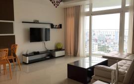 Cho thuê gấp căn hộ 2PN, đầy đủ nội thất, chung cư Nam Cường, giá 8 tr/tháng