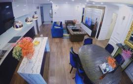 Cho thuê CHCC Keangnam Lanmark, DT 126m, 3 PN sáng, tầng cao, full đồ đẹp, giá 27tr/th