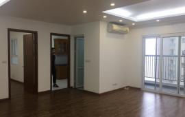 Cho thuê căn hộ chung cư MIPEC 229 Tây Sơn, DT 80m2, thiết kế 2 PN, đồ cơ bản giá 11 tr/th