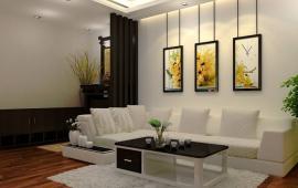 Cho thuê căn hộ chung cư Hà Thành Plaza DT 105m2, thiết kế 2 phòng ngủ, full đồ, giá 13tr/th