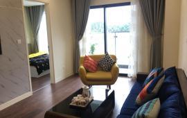 Cho thuê căn hộ 27 Huỳnh Thúc Kháng, DT 110m2, 3 phòng ngủ, có đồ, giá thuê 12tr/th