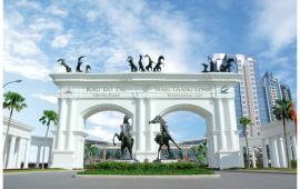 Cho thuê căn hộ The Link khu đô thị Ciputra Hà Nội, diện tích 114m2, đầy đủ nội thất