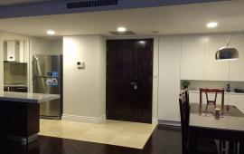 Cho thuê căn hộ 165 Thái Hà, DT 110m2, 3 phòng ngủ, đủ đồ, giá 12 tr/th. LH: 0965820086