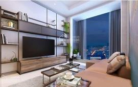 Cho thuê căn hộ chung cư tầng 6, đối diện CV Hòa Bình, 110m2, 4PN, 0965820086