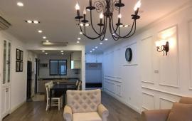 Cho thuê chung cư Ngoại Giao Đoàn 3 phòng ngủ nhà mới nhận, 3PN, 7tr, 120m2, 0965820086