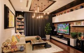 Cho thuê chung cư Ngoại Giao Đoàn 3 phòng ngủ nhà mới nhận, 120m2, 7tr, 0965820086