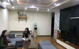 Cho thuê căn hộ chung cư cao cấp Hapulico Complex, DT: 90m2, 2PN, đủ đồ, giá 12 tr/th