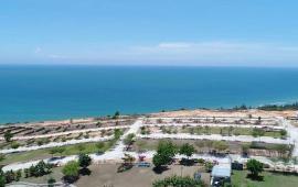 GẤP Chính chủ cần sang nhượng đất Sunny Villa -Mũi Né 251m2 view thẳng biển vịnh Hòn Rơm, sổ đỏ