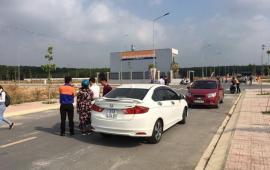 Bán đất Sổ đỏ khu CN Nam Tân Uyên,TT 360 Triệu, ngân hàng HT vay 60%