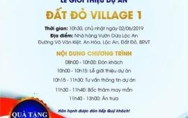 Đất bán tại MT đường Võ Văn Kiệt, 130m2, TC 100% ven biển Lộc An, Bà Rịa Vũng Tàu - 0908363138